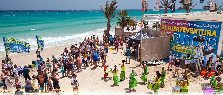 World Cup 2016 Fuerteventura