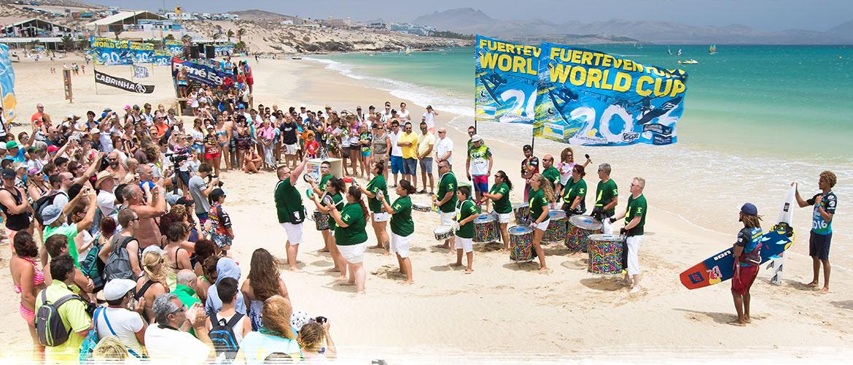 World Cup 2017 Fuerteventura