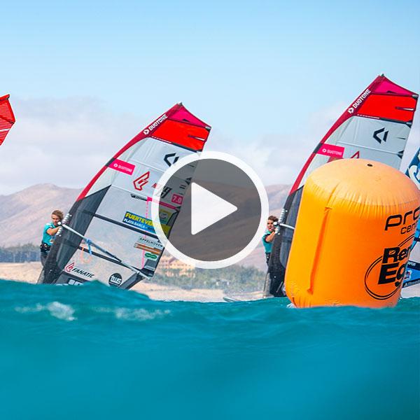 Kort om sport windsurfing